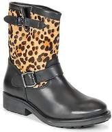 GUESS LOLLA Black / Leopard