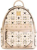MCM mini studded backpack - unisex - Calf Leather - One Size