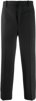 Neil Barrett Side-Stripe Tailored Trousers