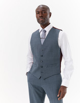 Marks and Spencer Regular Wool Blend Waistcoat