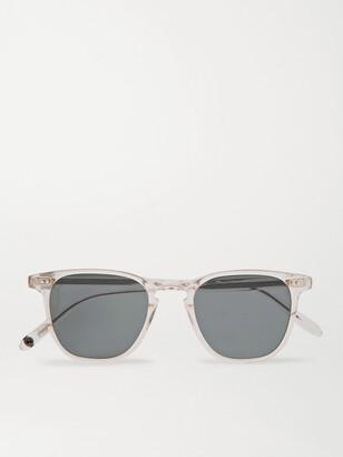 Garrett Leight California Optical Brooks 47 Square-Frame Acetate Sunglasses