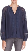 Ramy Brook Whitney Peasant Blouse