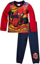 Marvel Spiderman Boys Long Length Pyjama 1 to 8 Years