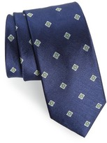 The Tie Bar Men's Medallion Flare Silk Tie