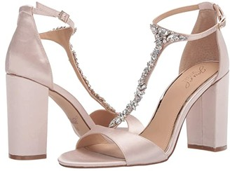 Badgley Mischka Benton (Champagne) Women's Shoes