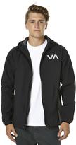 RVCA Va Windbreaker Jacket Black