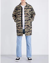Stussy Camouflage-patterned Cotton Jacket