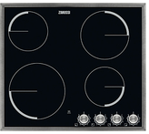 Zanussi ZV694MK Built In Ceramic Hob, Black