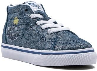 Vans Kids Sk8-Hi Zip sneakers