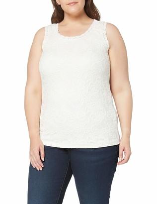 Junarose Women's Jremma Rib Sl Top S/mh Vest