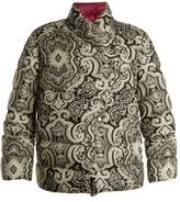 Etro Lhamu paisley-print quilted down jacket