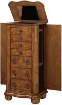 Asstd National Brand Porter Valley Jewelry Armoire