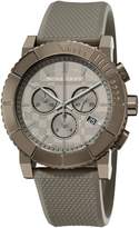 Burberry Men's BU2302 Trench Chronograph Chronograph Dial Watch