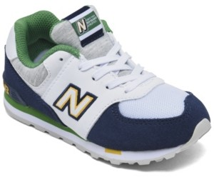 New Balance Toddler Boys 574 Varsity Sport Casual Sneakers from Finish Line