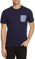 Sovereign Code Nikolas Tonal Stripe Pocket Tee - 100% Exclusive