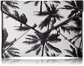Rebecca Minkoff Palm Tree Leo Clutch