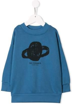 Bobo Choses big saturn sweatshirt