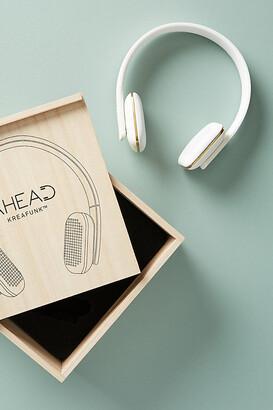 aHead Wireless Headphones By Kreafunk in Grey Size ALL