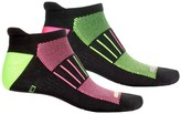 Brooks Training Day Tab Lite Socks - 2-Pack, Below the Ankle (For Men and Women)