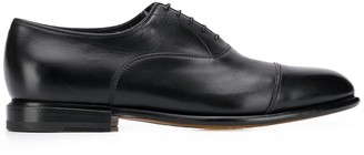 Santoni Lace-Up Oxford Shoes