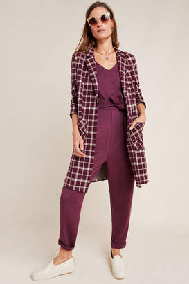 Harlyn Melrose Plaid Duster