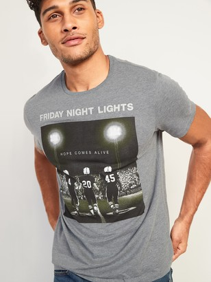 Old Navy Friday Night Lights Gender-Neutral Graphic Tee for Men & Women