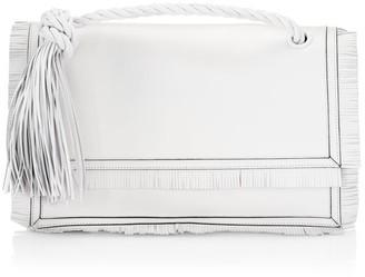 Valentino Garavani The Rope Leather Clutch