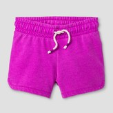 Cat & Jack Girls' Knit Shorts Cat & Jack - Purple