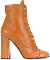 L'Autre Chose lace-up boots