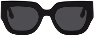 Victoria Beckham Black VB606S Sunglasses