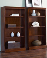 "Grandview Bookcases, 60"" Set of 3"
