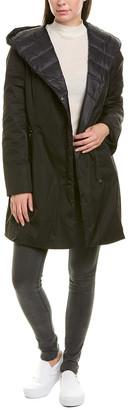 Tahari Anorak Coat