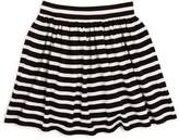 Kate Spade Girls' Striped Knit Skirt