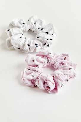 Urban Outfitters Icon Scrunchie Set