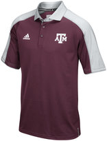 adidas Men's Texas A&M Aggies Sideline Polo Shirt
