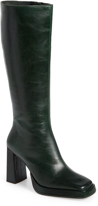 Jeffrey Campbell Maximal Knee High Boot