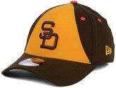 New Era San Diego Padres MLB Coop 39THIRTY Cap