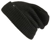 Echo Women's 'Fisherman' Beanie - Black