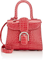 Delvaux Women's Brillant Crocodile Mini-Satchel