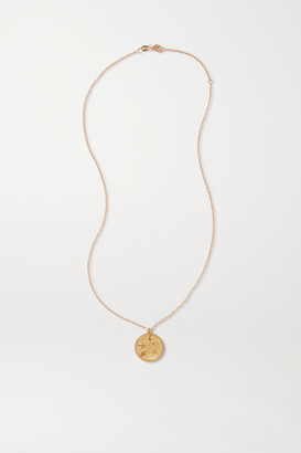 MEADOWLARK Talisman Gold-plated Diamond Necklace - one size