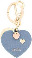 Furla heart keyring