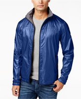 Point Zero Men's Reversible Stand-Collar Weatherproof Jacket