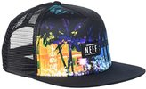 Neff Men's Totality Trucker Hat, City, One Size