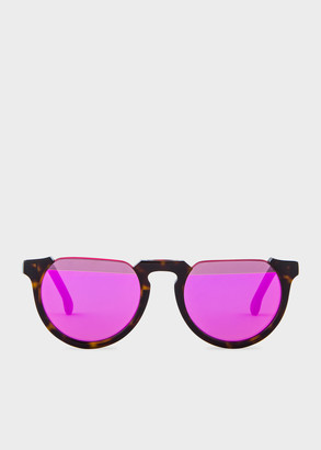 Paul Smith Deep Tortoise 'Brixham' Sunglasses