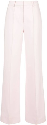 Adam Lippes High-Rise Wide-Leg Trousers