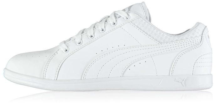 Puma White Trainers For Women | Shop