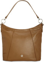 Giani Bernini Pebble Leather Hobo, Only at Macy's
