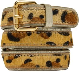 Josie Nooki Design Belt Leopard