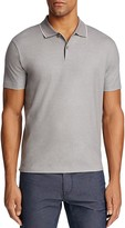 BOSS Piket Tipped Classic Fit Polo Shirt