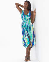 Soma Intimates Scarf Hem Midi Dress